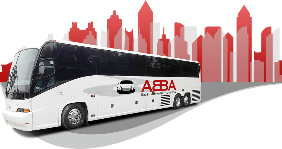 a bus from abba bus company houston